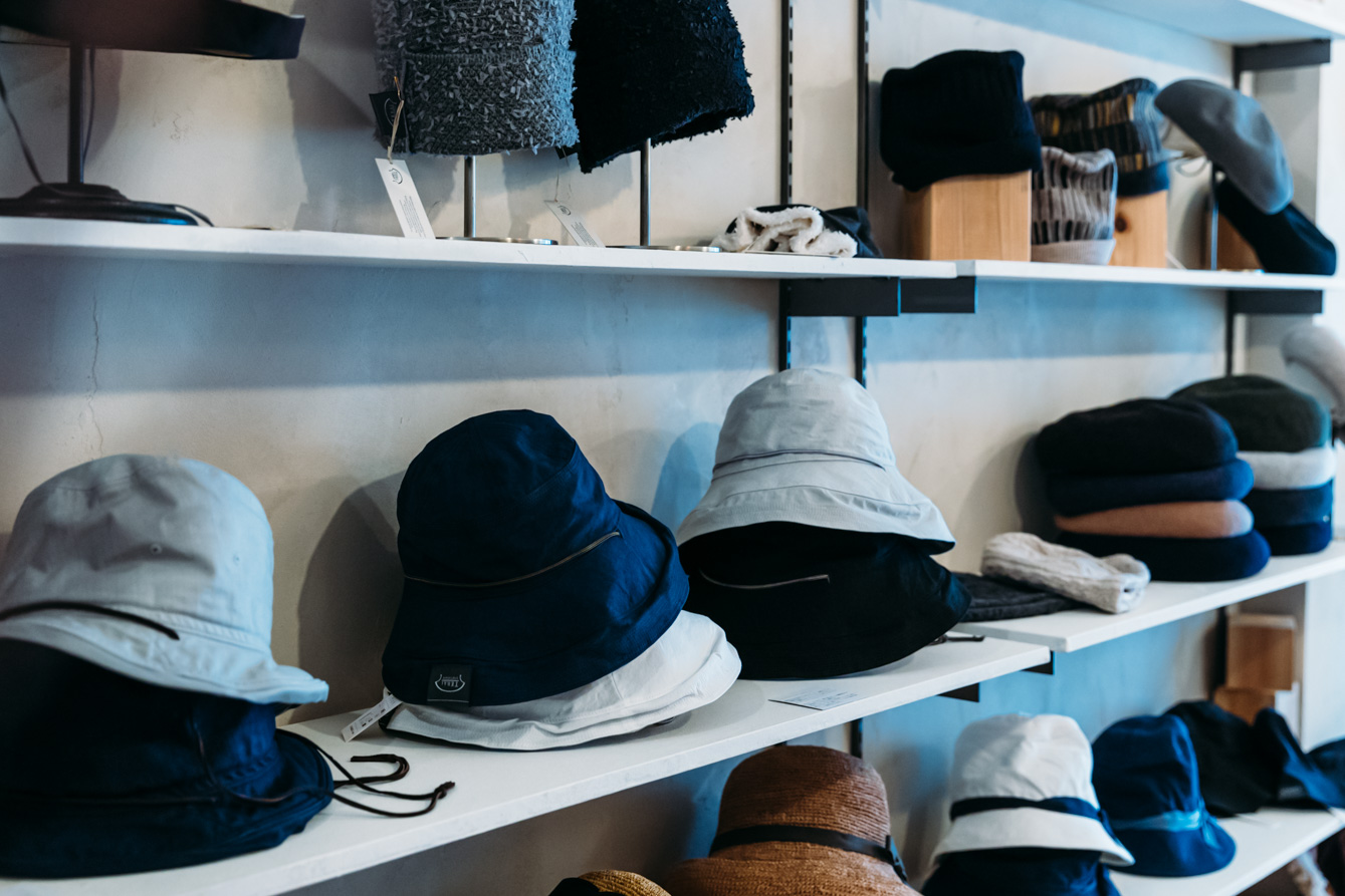 TERAI craftment 帽子 通販