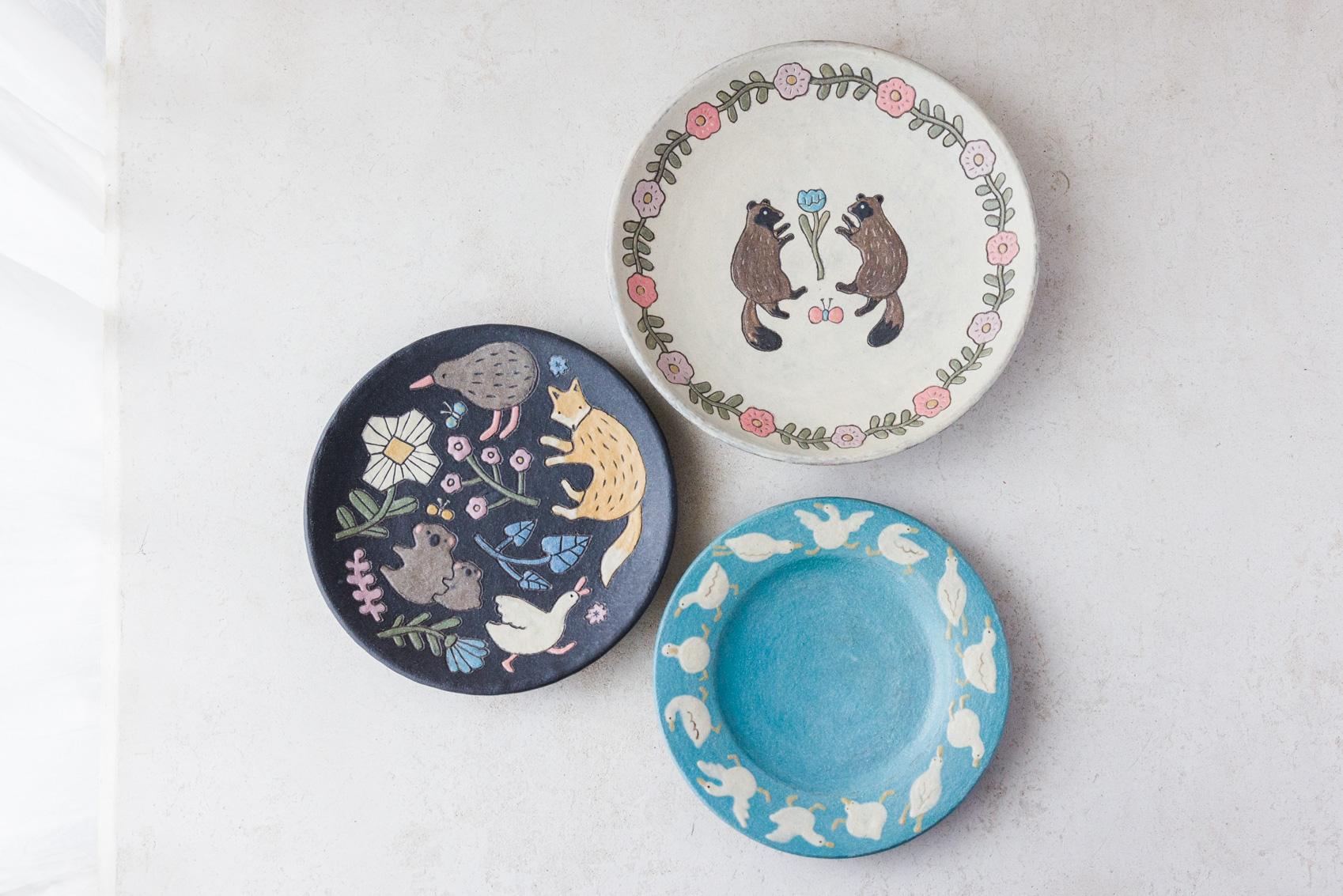 すずきまこと 陶器 作品
