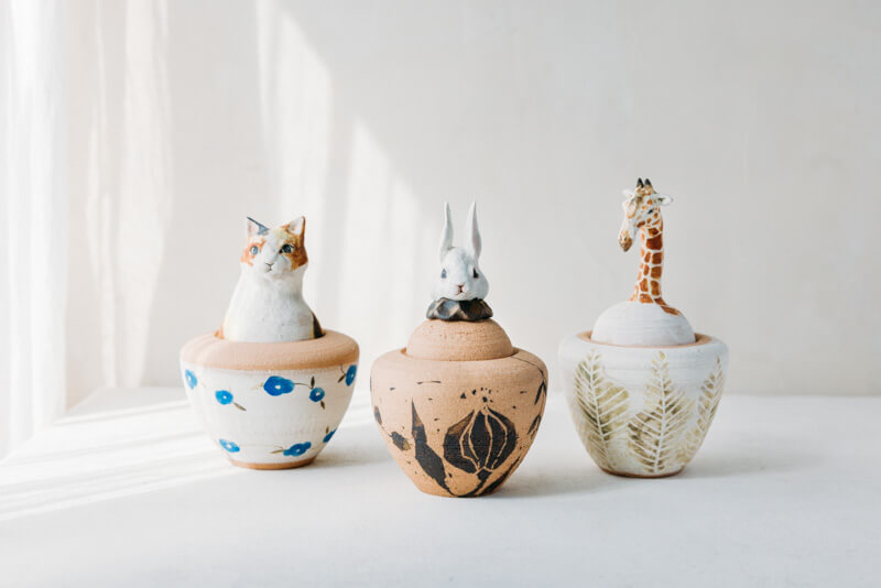 Acne pottery studio